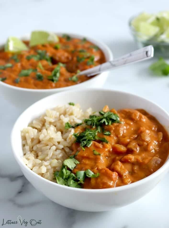 Sweet Potato Lentil Curry