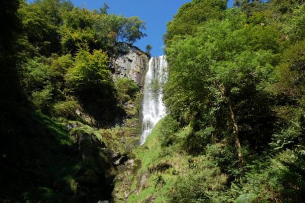 La cascata Pistyll Rhaeadr nello Snowdonia National Park | Credit: John Firth [CC BY-SA 2.0], via Wikimedia Commons
