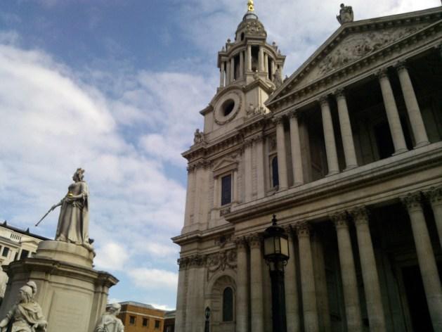 Virginia Woolf Scene di Londra: St. Paul Cathedral | Credit: lettureinviaggio