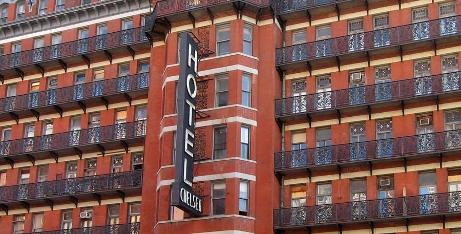 Chelsea Hotel, New York