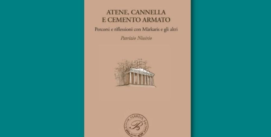 Atene, cannella e cemento, libro