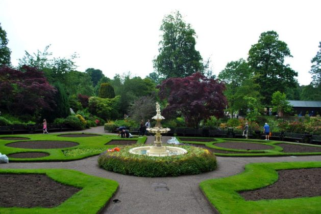 Shrewsbury, Inghilterra: Dingle, parco