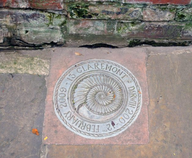 Shrewsbury, Inghilterra: sulle tracce di Charles Darwin