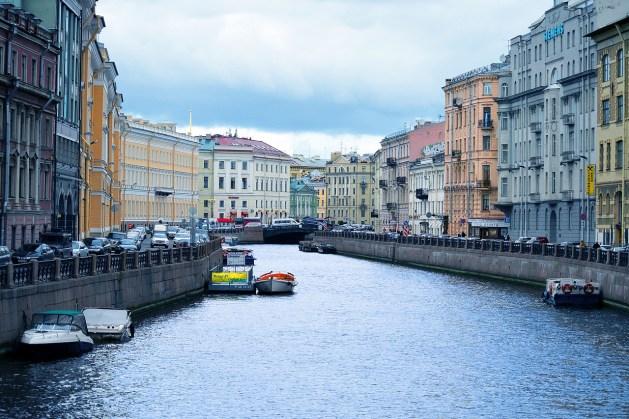 Bagliori a San Pietroburgo, Jan Brokken | San Pietroburgo - Credit: Pixabay