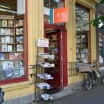 Boekhandel Bijleveld, Utrecht, esterno, ingresso