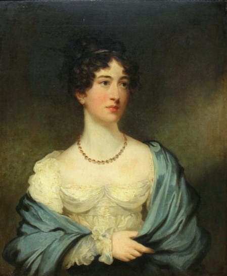 Ritratto di lady Hester Stanhope (Sir William Beechey, 1816)
