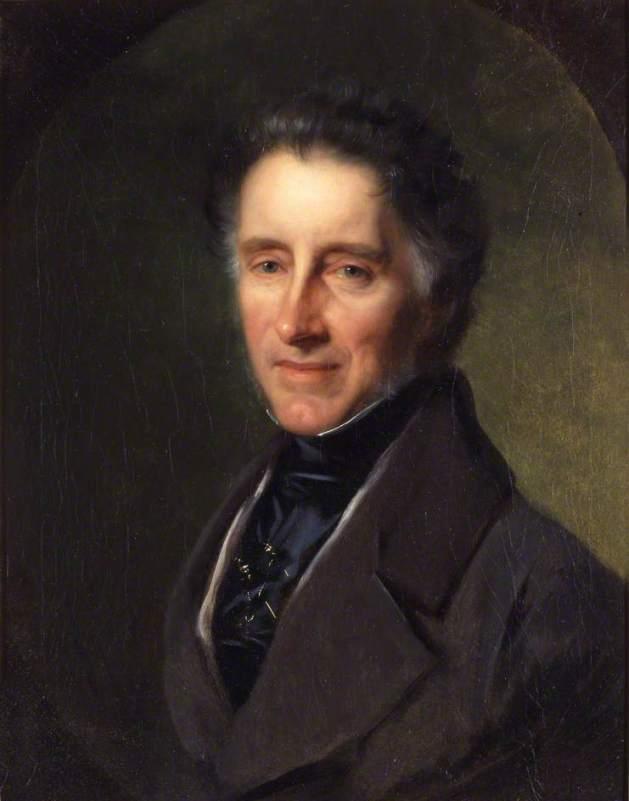 Ritratto di Charles Maryon