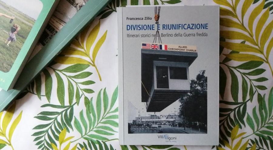 Divisione e riunificazione, Framcesca Zilio, particolare della copertina