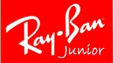 logo rayban junior