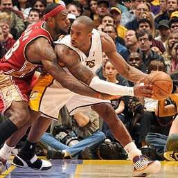 Kobe LeBron 1