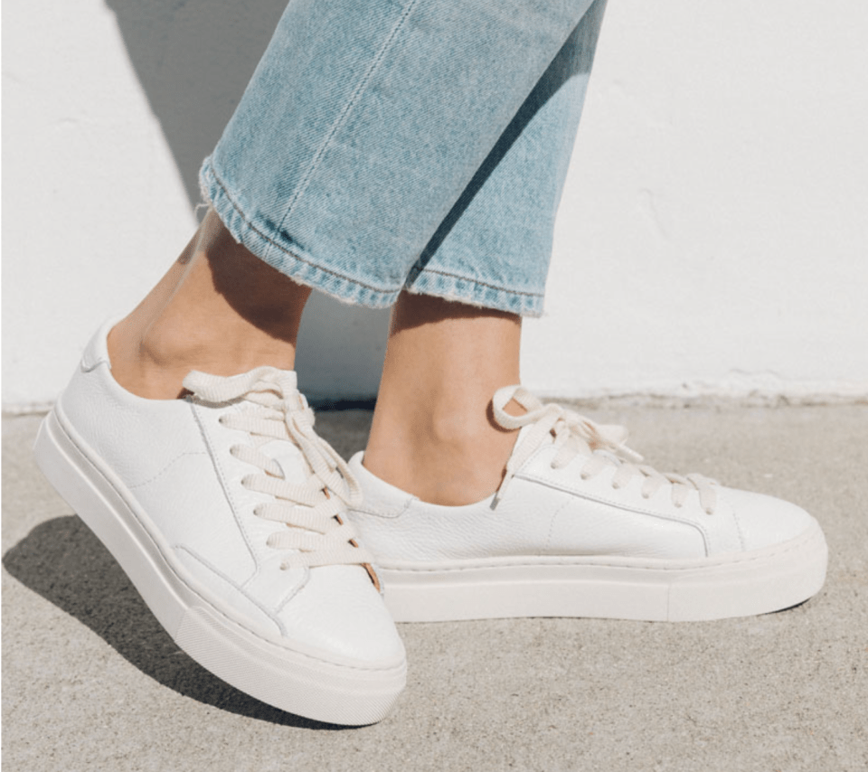 White platform shoes that are not nike   Monthly Favorites