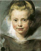 Peter Paul Rubens, Clara-Serena Rubens