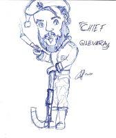 Chief Guevara © Timur Friederici