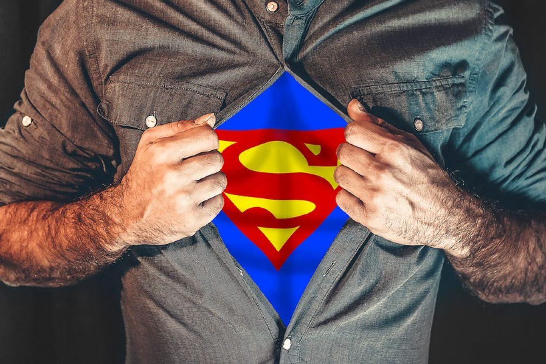 La 'S' di Superman