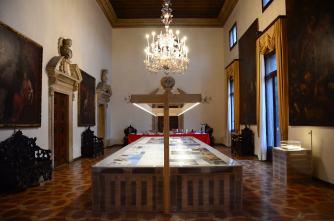 Allestimento Palazzo Valmarana