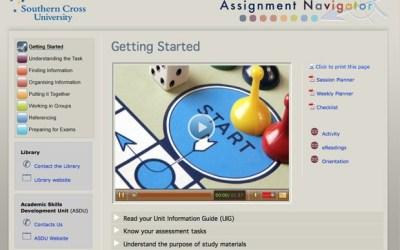 Assignment Navigator