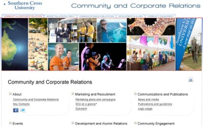 SCU Community and Corporate Relations