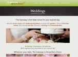 Weddings at The Gateway Motel and Restaurant