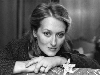 Meryl Streep, American actress born in Summit, New Jersey, who has starred and acted in many award-winning films. (Photo by Evening Standard/Getty Images)
