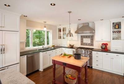 Craftsman Kitchen Remodel Portland