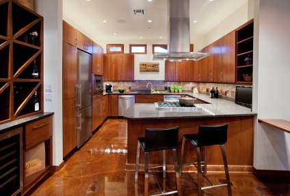 Northwest-Contemporary kitchen concept