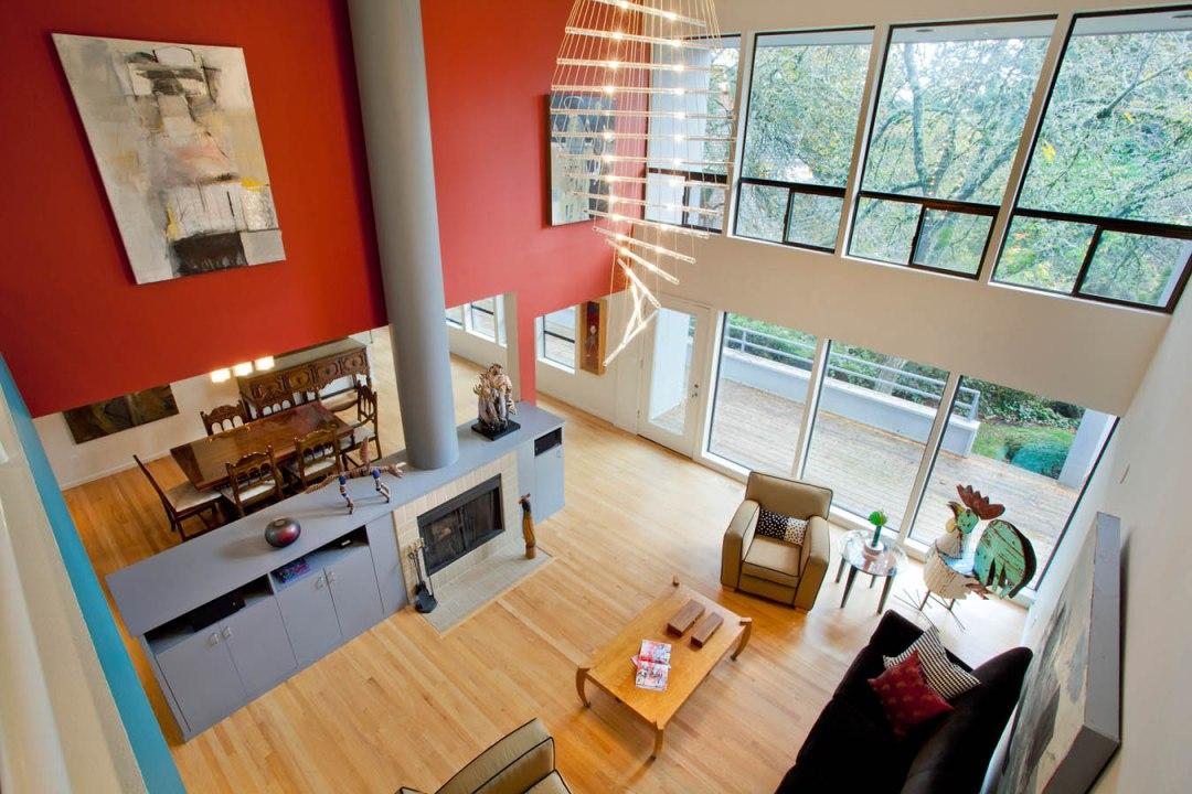 Ubo-Contemporary interior design in Portland