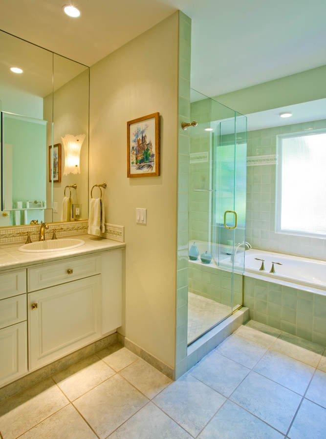 Eloquent-Tradition master bathroom concept