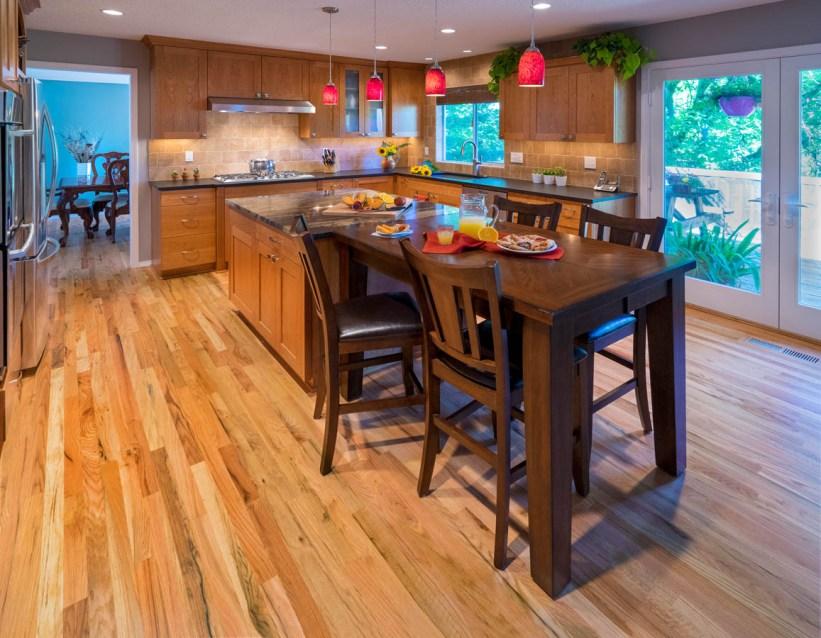 Craftsman-Traditional dining room