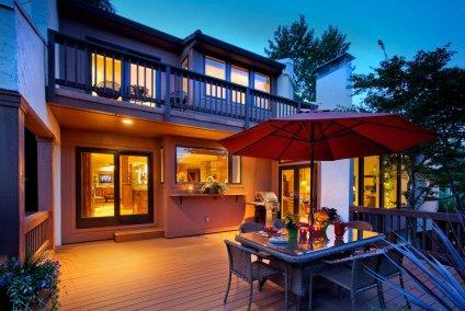 Italian-Traditional patio renovation