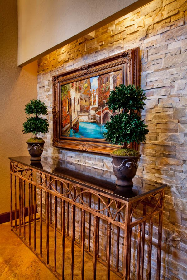 Traditional-Italian mantle remodel
