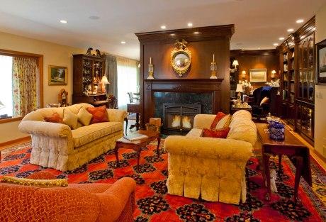 eloquant traditional interior design