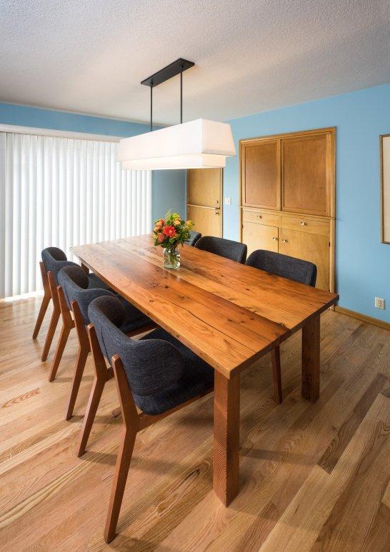 B Miller House Dining Room