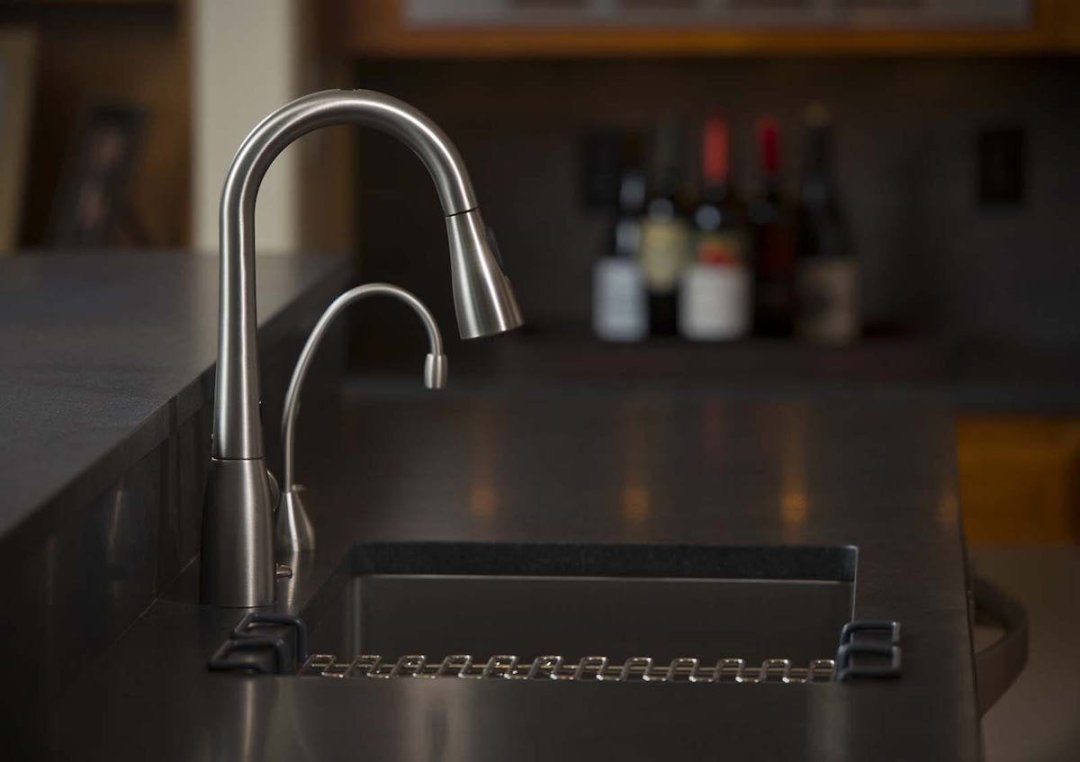 Kitchen Faucet in Home remodel