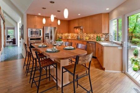 Modern Transitional Kitchen