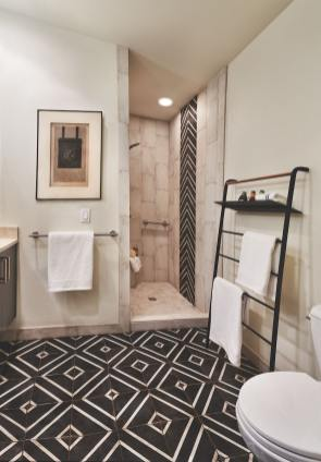 shower bathroom remodel