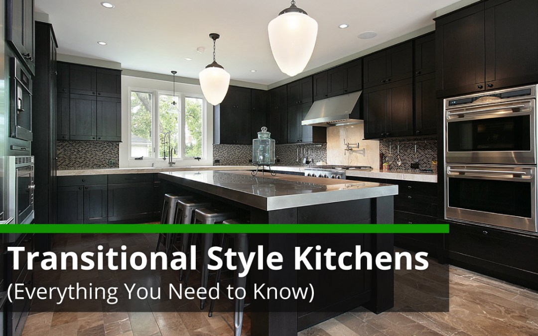 Transitional Style Kitchens (Everything You Need to Know)