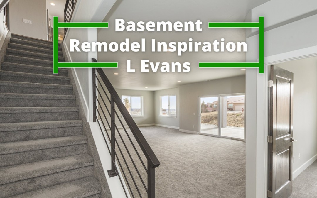 Basement Remodel Inspiration
