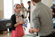 Student in Suleymaniyah meets UCL