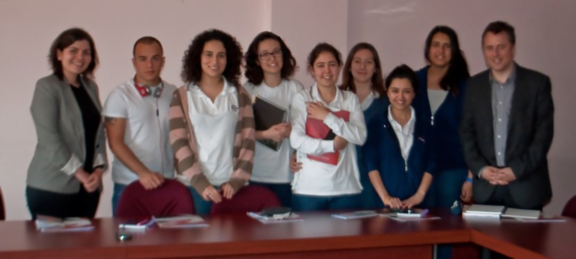 Studybritish on-campus: Marmara Koleji