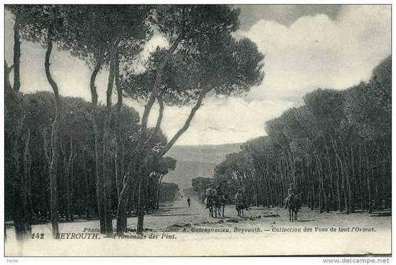 Beirut horch 1914