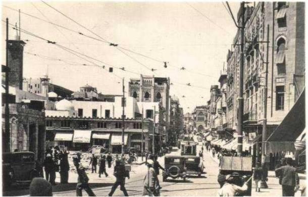 Rue Weygand 1930