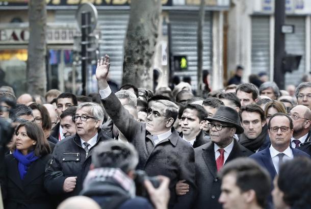 Netanyahu in Paris