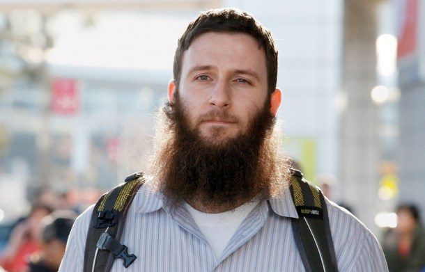 Musa Cerantonio, an Australian preacher reported to be one of the Islamic State's most influential recruiters, believes it is foretold that the caliphate will sack Istanbul before it is beaten back by an army led by the anti-Messiah, whose eventual death— when just a few thousand jihadists remain—will usher in the apocalypse. (Paul Jeffers/Fairfax Media)