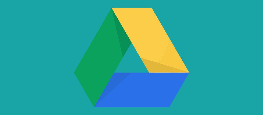 Как навести порядок в Google Диске