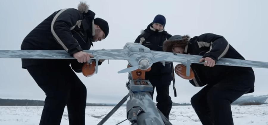 Иннополис успешно испытал почтовый беспилотник