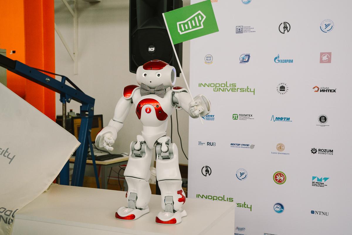 Иннополис стал флагманом российской робототехники