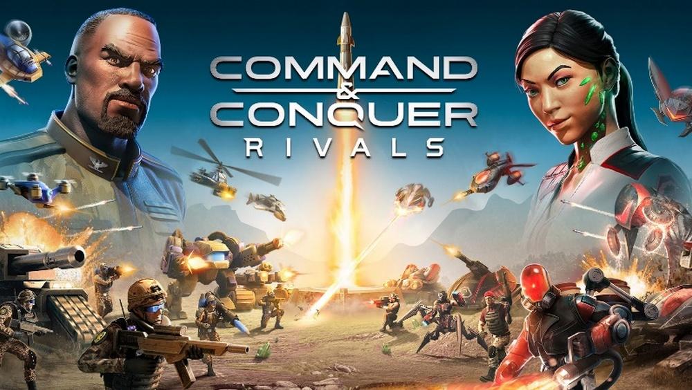 Command & Conquer: Rivals доступна на iOS и Android