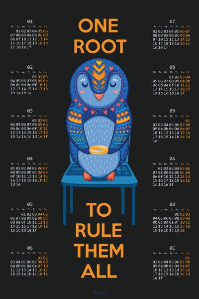 2 ИТ-календаря на 2019 год
