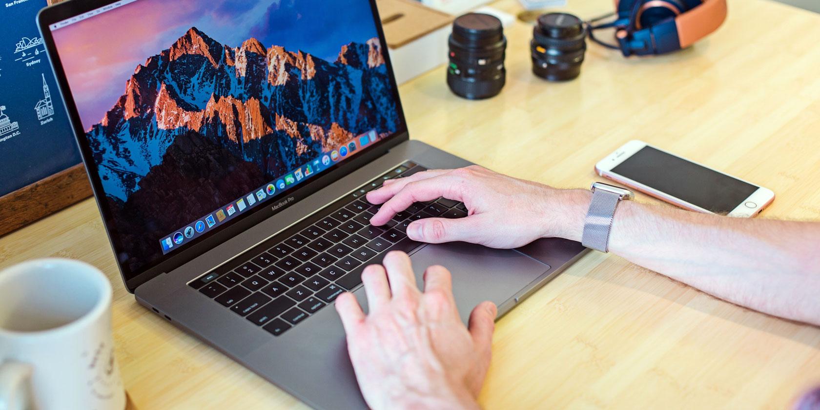 Как упорядочить элементы в строке меню macOS