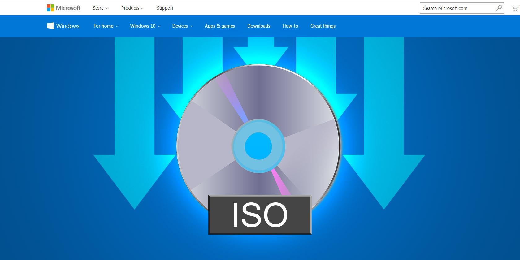 Как извлечь конкретную версию Windows из ISO-образа Windows 10